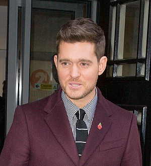 Michael Buble's son is recovering from cancer - report