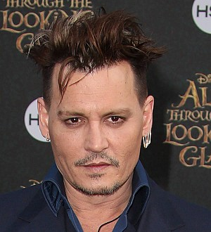 Johnny Depp makes surprise Pirates of the Caribbean ride appearance