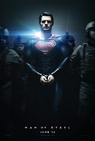 New 'Man of Steel' Poster Raises More Questions