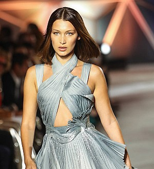 Bella Hadid unveiled as the face of new Bulgari fragrance