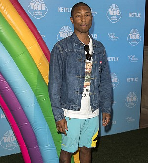 Pharrell Williams serves up '70s swagger with Adidas Originals tennis line