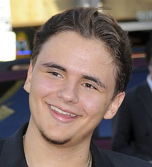 Prince Jackson gets large leg tattoo of father Michael