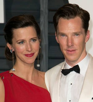 Benedict Cumberbatch is a new father