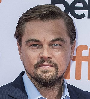 Leonardo DiCaprio leads stars in Vote Your Future campaign