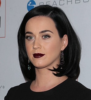 Katy Perry delivers weather report to highlight climate change