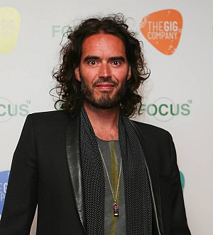 Russell Brand marries Laura Gallacher