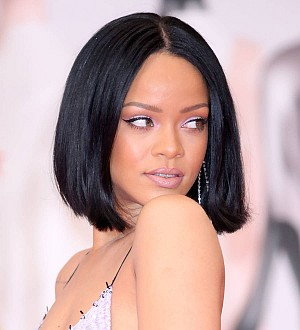 Rihanna gets naked for raunchy songs release