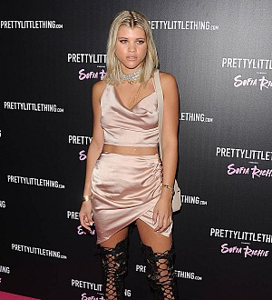 Sofia Richie: 'I'm not dating Tobey Maguire'