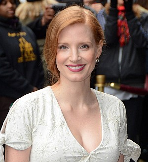 Jessica Chastain used fame to get friend out of speeding ticket