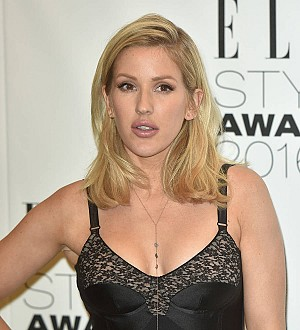 Ellie Goulding strives to write positive songs for fans