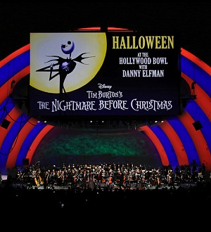 Hollywood Bowl Kicks Off Holiday Season with 'The Nightmare Before Christmas' Live Concert!