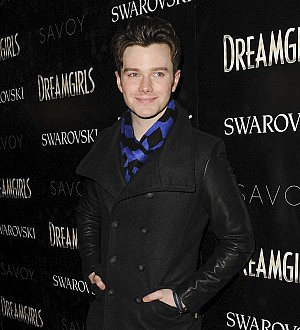 Chris Colfer recalls vivid memory of 'alien' encounter