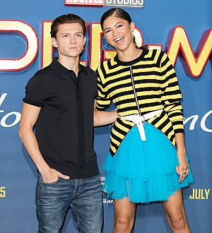 Zendaya & Tom Holland joke about dating gossip