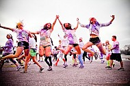 The Color Run: Health, Fun, & Happiness for a Cause