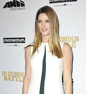 Ashley Greene in no rush to wed fiance Paul Khoury