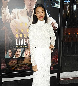 Zoe Saldana Lands Lead Role in Hummingbird