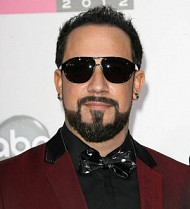 New dad A.J. McLean suffers sobriety setback
