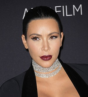 Kim Kardashian discharged from hospital