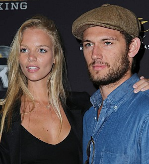 Alex Pettyfer and model ex go public with love split