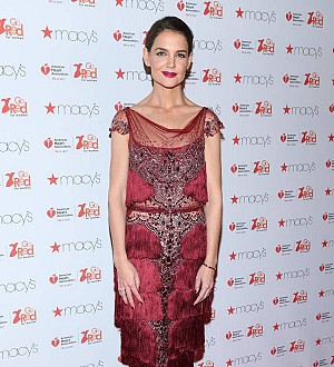 Katie Holmes: 'My daughter deserves a present mom'