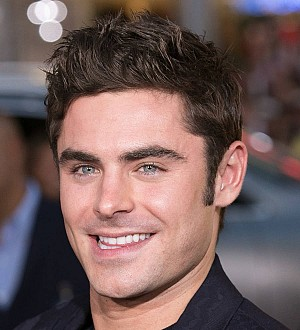 Extra fired from Zac Efron film after posting drug photo online - report