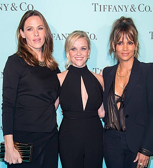 Stars shine at Tiffany & Co. store opening