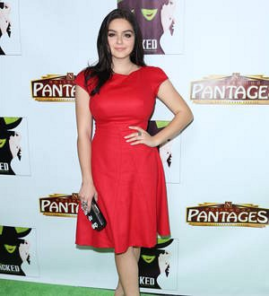 Ariel Winter eyeing law school