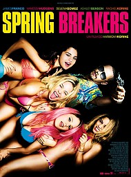 New Titillating Trailer for 'Spring Breakers'!