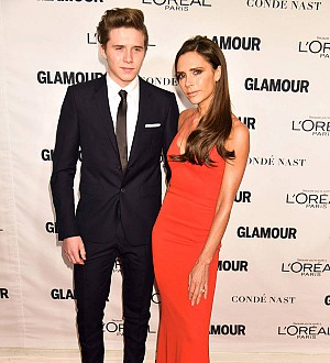 Brooklyn Beckham: 'My mom Victoria cried when she saw my book'