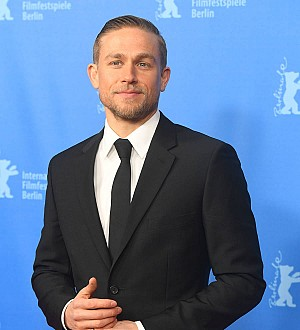 Sex is a big part of Charlie Hunnam's work-outs
