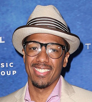 Nick Cannon hits recording studio after leaving hospital