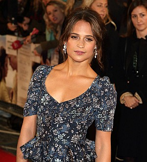 Alicia Vikander hesitated over filming at remote location