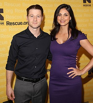 Ben McKenzie and Morena Baccarin wed