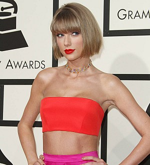 Taylor Swift slyly slams Kanye West with Grammy Awards win