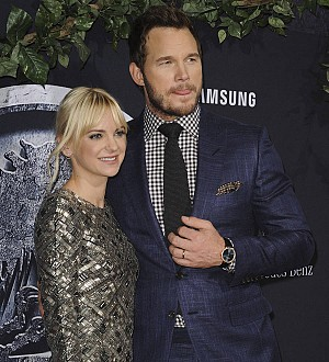 Chris Pratt was jealous of wife working with 'handsome' Chris Evans