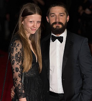 Shia LaBeouf weds Mia Goth in Elvis-themed wedding