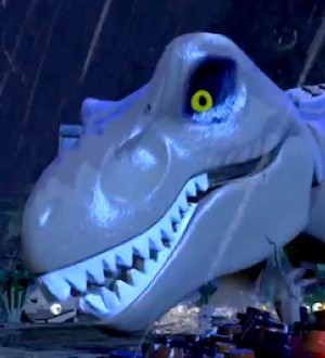 Lego Releasing 'Jurassic Park' Video Game Just in Time for 'Jurassic World'!