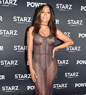 La La Anthony: 'Carmelo and I will stay respectful friends for the sake of our son'