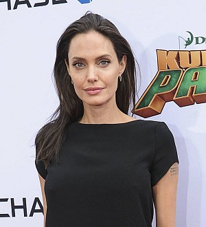 Angelina Jolie battled Bell's Palsy and hypertension during Brad Pitt separation