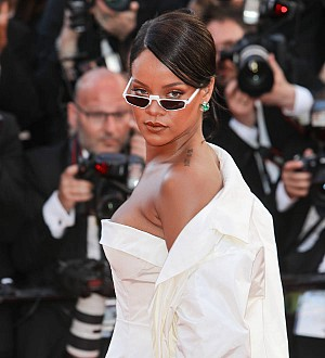 Rihanna teaches math on educational trip to Malawi