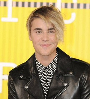 Justin Bieber lands first British number one single