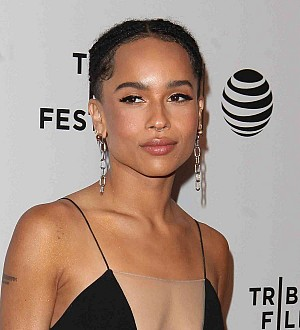 Zoe Kravitz unveiled as the new face of YSL Beauty