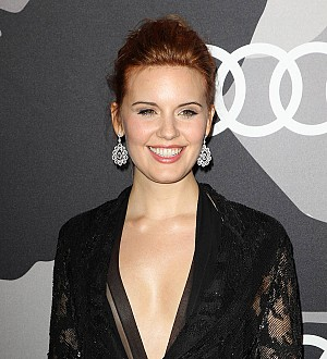 Taken star Maggie Grace engaged