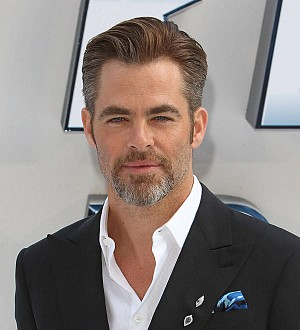 Chris Pine: 'Being lauded for my looks is bizarre'