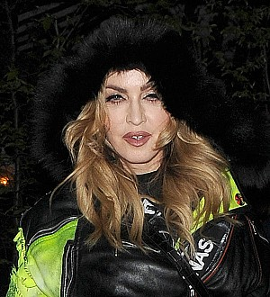 Madonna brands son's pot bust a 'family matter'