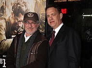 Steven Spielberg & Tom Hanks Heading Back to WWII