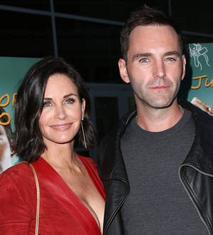 Courteney Cox: 'My daughter is planning my wedding'
