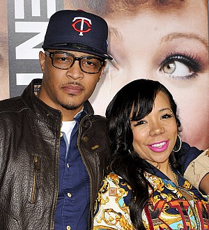 Rapper T.I. and wife Tiny welcome daughter