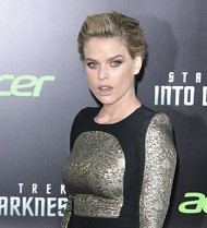 Star Trek screenwriter regrets scene with Alice Eve in underwear