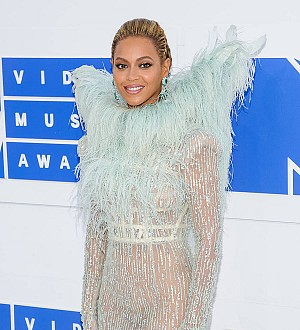 Beyonce's outfit for twins reveal was plucked from Spanish men's label